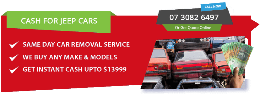 Sell your Jeep Car Brisbane