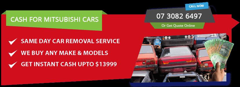 Sell your Mitsubishi Car Brisbane